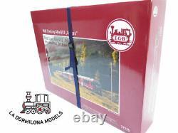 LGB 22225 RhB Class ABe 8/12 Allegra Powered Rail Car Train NEW