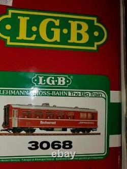 LGB 3068 Restaurant car The Big Train