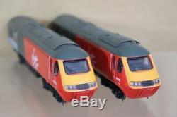 LIMA VIRGIN TRAINS XC 125 CLASS 43 DMU 4 CAR SET 43155 The RED ARROWS nt