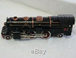 LIONEL 392E Locomotive & Tender With Original Boxes 1932, & Train Cars, Standard