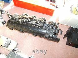 LIONEL O Gauge TRAIN EMPIRE HUGH LOT TRACK LOCOMOTIVE CARS ACCESS & POWER