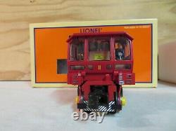 LIONEL TRAIN US ARMY TRACKMOBILE POWERED 4850TM ENGINE UNIT CAR WithBOX 6-28466