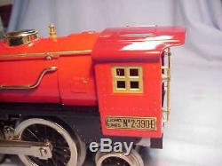 LIONEL TRAINS #13002 2-390E FIREBALL EXPRESS 3 CAR PASSENGER SET- NEWithORIG BOXES
