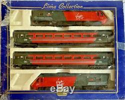 Lima 00 Gauge 149859 Virgin Trains Cross Country 4 Car Hst'xc' Boxed