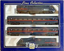 Lima 00 Gauge 149908 Gner White/silver Class 43 Hst 4 Car Train Pack Rare