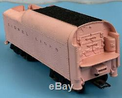 Lionel 1130T-500 O Scale Girls Train Set Pink Coal Tender Car 1957 ULTRA RARE