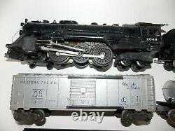 Lionel 1505WS Four Car Freight Train Set with 2046 Locomotive & 2046W Tender
