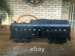 Lionel 2046 Postwar Model Train with 234W Whistle Car