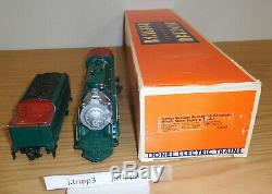 Lionel 6-8309 Southern Mikado Steam Engine Locomotive O Gauge Train 4 Car Set