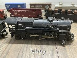 Lionel Freight Train Set No. 1469ws From 1951,2035 Prr K4 Pacific & Freight Cars