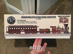 Lionel Lincoln Funeral Train 6-11183 & Passenger Car 2-Pack 6-25631 Ran Once