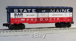 Lionel New Haven Rs-3 Lionchief Bluetooth Complete Train Set O Gauge 6-84709 New