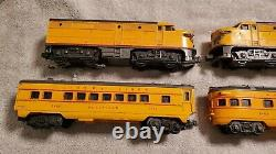 Lionel O Gauge 2023 Aa Anniversary Train Set With 2482, 2483 Passenger Car