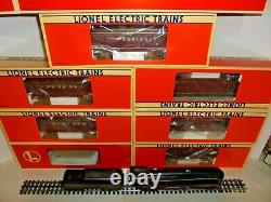Lionel O Gauge Norfolk And Western Train Passenger Set Beautiful Locomotive, Cars