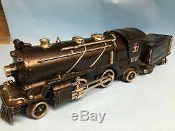 Lionel Original 1935 No. 269E Freight Train Set Extended Set -w- passenger cars