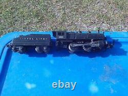 Lionel Prewar O O27 Gauge 1662 Steam Switcher Locomotive Freight Car Train Set
