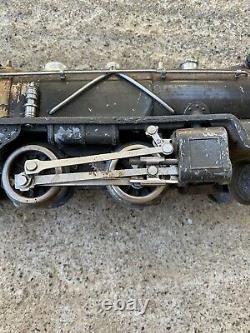 Lionel Train Lines Prewar O Gauge 249E Steam Locomotive! RARE VINTAGE 1936 car