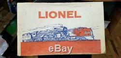 Lionel Train Set 1964 237 Locomotive Lionel 027 Track 8 Total Cars