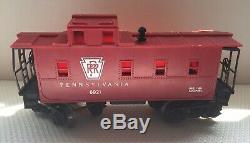 Lionel Train Set 8625 Engine Tender Box Car Gondola Flat Car Hopper Caboose
