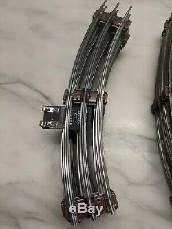 Lionel Train Set #8633 Steam Locomotive, Transformer, Track caboose and Box Cars