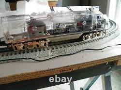 Lionel Train Set F3aa Clear 6-38151 & 38152 Plus Three Cars