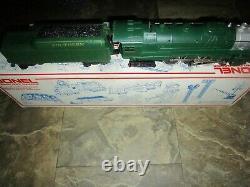 Lionel Train Southern Crescent 4-6-4 Locomotive & Tender Car- Original Box-MINT