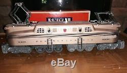 Lionel Trains 6-18300 Mint Car Series Pennsylvania GG-1 Electric Locomotive