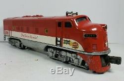 Lionel Trains Postwar 2333-20 Texas Special Engine with 2245C Dummy Train Car