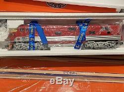Lionel Trains The Texas Special Passenger Set 6-31755 & 6-25512 Extra 2 Car NIB