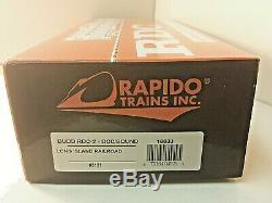 Long Island Railroad 3121 Rapido Trains 16633 Budd RDC-2 Rail Diesel Car HO DCC