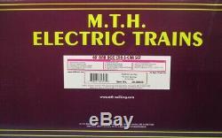 MTH 148 O Scale 6-Car 40 AAR Box Car Set Baltimore & Ohio Train Model #20-90633