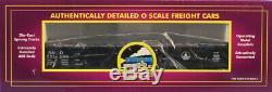 MTH 148 O Scale 6-Car Freight Set Baltimore & Ohio Train Model #20-90026