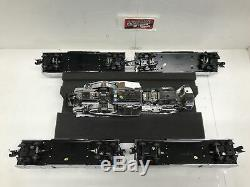 MTH 30-1433-1 Coors Lights Silver Bullet Train Set WithPS2 & 30-78040 Reefer Car