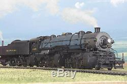 MTH O Scale Erie #5015 2-8-8-8-2 Triplex Steam Engine Car Train Model #20-3109-1