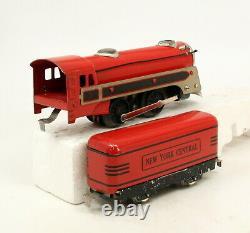 MX Vintage Marx O Scale 4177 Canadian Pacific Work Train Set w RARE CARS