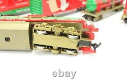 Mantua HO Scale Holiday Toy Express 5-Car Train Set with Diesel Locomotive