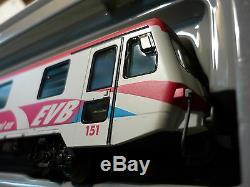 Märklin 33761 Diesel Railcar Train BR 151 of EVB / Digital, unused nie benutzt