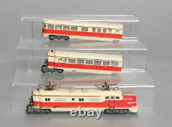 Marklin ST800-R Electric Diesel Articulated Three-Car Train 1948 1954