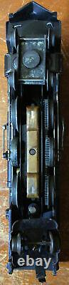 Marx Trains 333 New York Central 4-6-2 O Scale Locomotive & Tender Car Untested