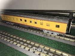 My Union Pacific DAP DD40AX & 10 Passenger Cars UP Steam Train 20-2980 20-69147