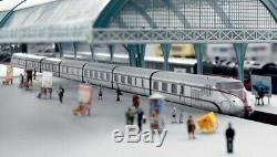 New Marklin 88100 Z Gauge Senator Express Powered Rail Car Day Train Vt10.501 Db