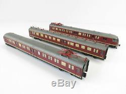 New Trix 22625 Ho Electric Powered Rail Car Train Set Elektro-triebzug Db Et 56
