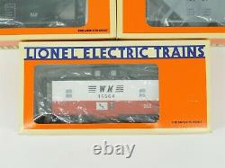 O Gauge 3-Rail Lionel 6-11749 Western Maryland 7-Car Train Set with GP20 Diesel