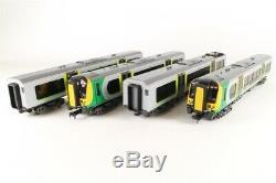 OO Gauge Bachmann London Midland Class 350 Desiro 8 car train DCC