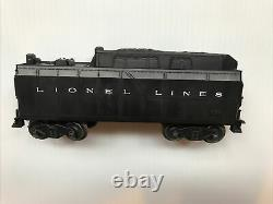 Post War Lionel 1953 55 Train Set # 2055 Hudson With Coffin Tender With Six Cars