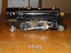 Prewar American Flyer Passenger Train Set Steam Engine Tender 2-1211 1-1212 Cars