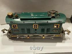 Prewar American Flyer Standard Gauge Wide Gauge 4644 Engine Train Car