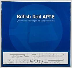 Rapido 00 Gauge 13001 Advanced Passenger Train Apt-e 4 Car DCC Ready Ltd Ed