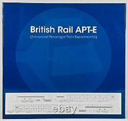 Rapido 00 Gauge 13501 Advanced Passenger Train Apt-e 4 Car DCC Sound Fitted
