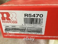 Rivarossi Locomotive And 12 Car Train Set Union Pacific Ho Gauge
